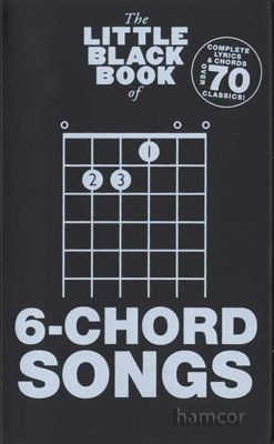The Little Black Book of 6-Chord Songs
