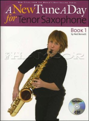 A New Tune A Day for Tenor Saxophone 1 Book/CD