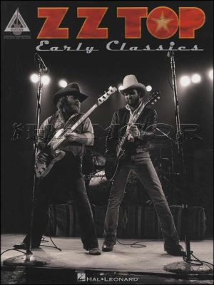 ZZ Top Early Classics Guitar Recorded Versions