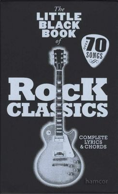 The Little Black Book of Rock Classics