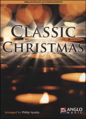 Classic Christmas Organ/Piano Acompaniment Book Only