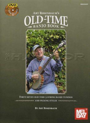 Art Rosenbaum's Old-Time Banjo Book/2DVDs