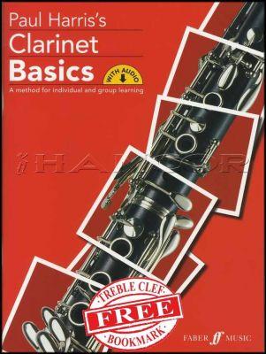 Paul Harris's Clarinet Basics Book/CD