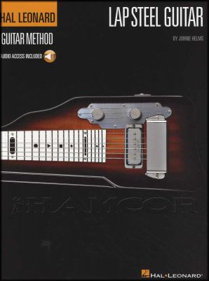 Hal Leonard Lap Steel Guitar Method Book/Audio
