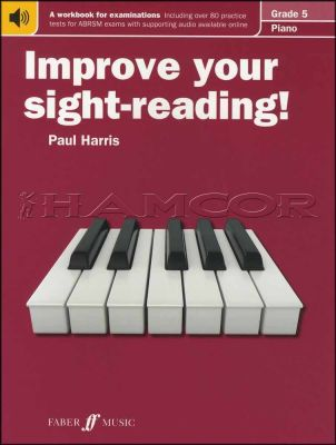 Improve Your Sight-Reading Piano Grade 5 Book/Audio