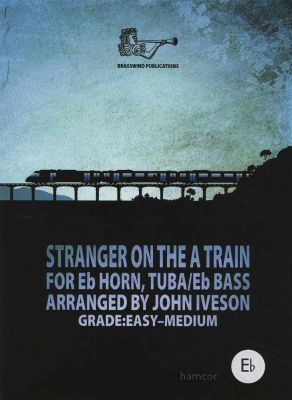 Stanger on the A Train for Eb Horn Tuba Eb Bass