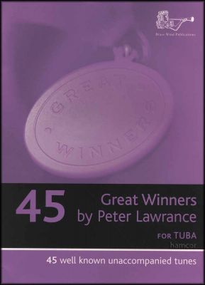 Great Winners for Tuba Bass Clef Edition