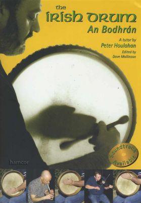 The Irish Drum An Bodhran Book Only