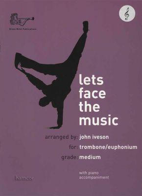Lets Face the Music Trombone/Euphonium Treble Clef