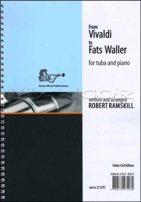 From Vivaldi to Fats Waller for Tuba Treble Clef