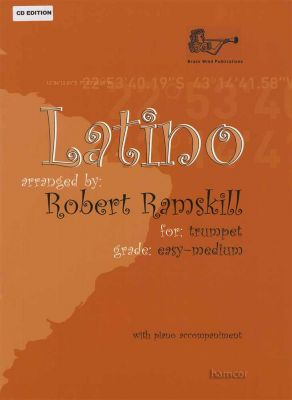 Latino for Trumpet Book/CD
