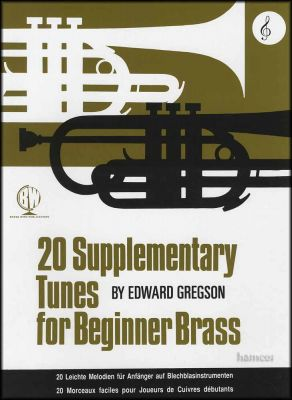 20 Supplementary Tunes for Beginner Treble Brass