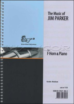 The Music of Jim Parker Horn in F