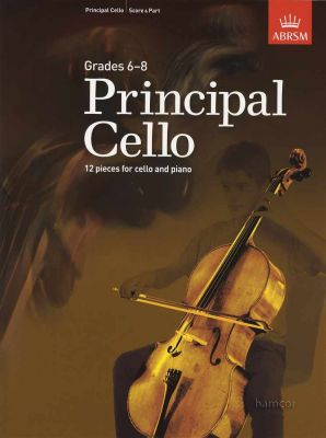 Principal Cello Grades 6-8