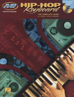 Hip-Hop Keyboard The Complete Guide Book/CD