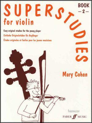 Superstudies for Violin Book 2