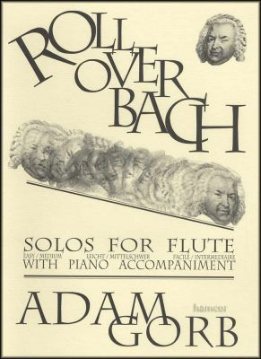 Roll Over Bach Solos for Flute