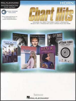 Chart Hits for Horn Book/Audio
