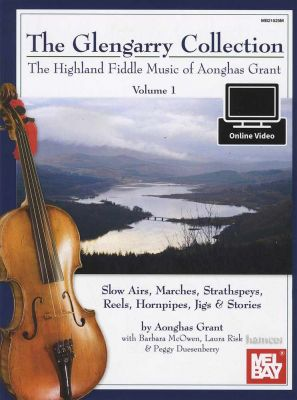The Glengarry Collection Vol 1 Book/Video