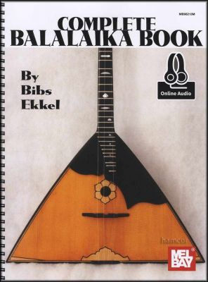 Complete Balalaika Book/Audio