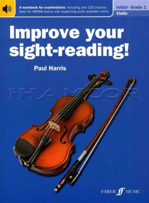 Improve Your Sight-Reading Violin Inital Grade 1