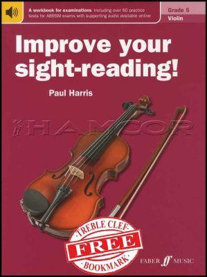 Improve Your Sight-Reading Violin Grade 5