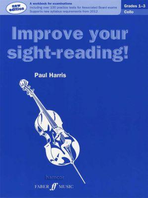 Improve Your Sight-Reading Cello 1-3