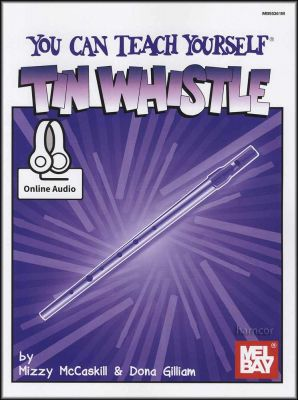 You Can Teach Yourself Tinwhistle Book/Audio