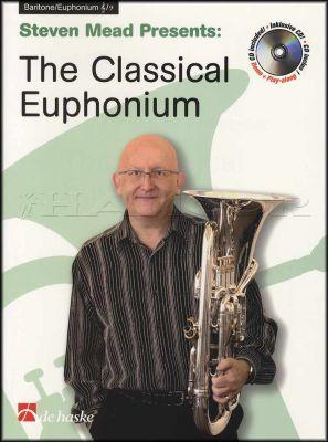 The Classical Euphonium Baritone Book/CD