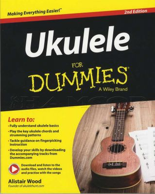 Ukulele for Dummies Book/Audio/Video