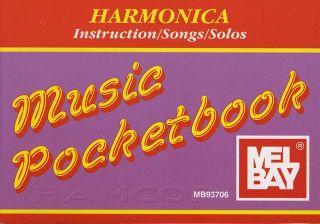 Music Pocketbook Harmonica