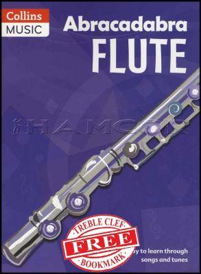Abracadabra Flute 3rd Edition Book Only