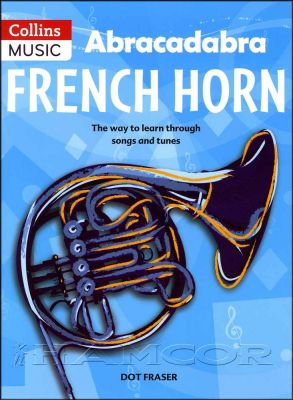Abracadabra French Horn Book Only