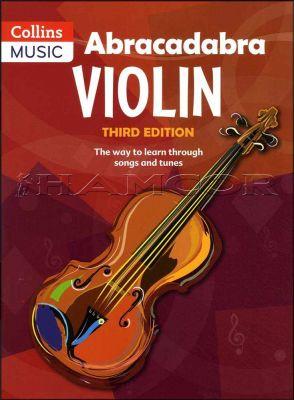 Abracadabra Violin 3rd Edition Book Only