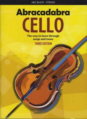 Abracadabra Cello 3rd Edition Book Only