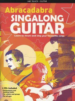Abracadabra Singalong Guitar Book/CDs
