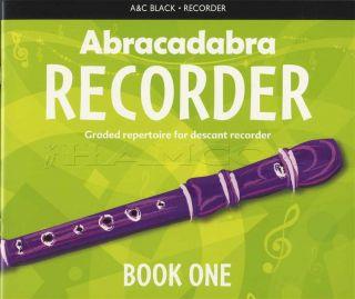 Abracadabra Recorder Book One