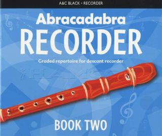 Abracadabra Recorder Book Two