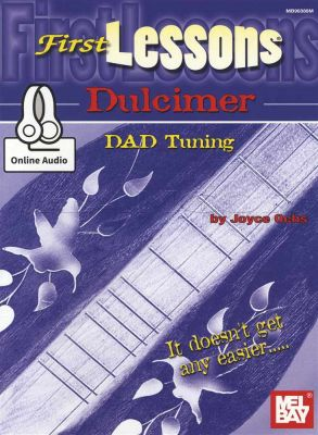First Lessons Dulcimer Book/Audio