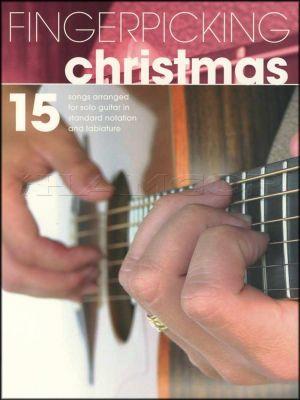 Fingerpicking Christmas Solo Guitar