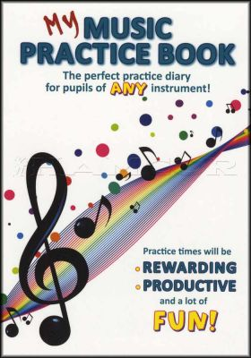 My Music Practice Book
