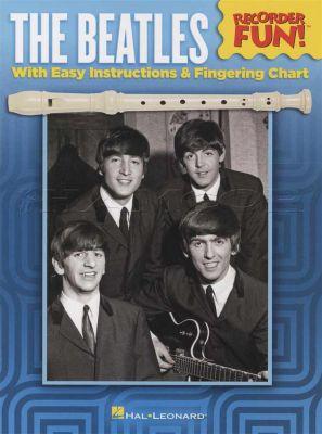 The Beatles Recorder Fun