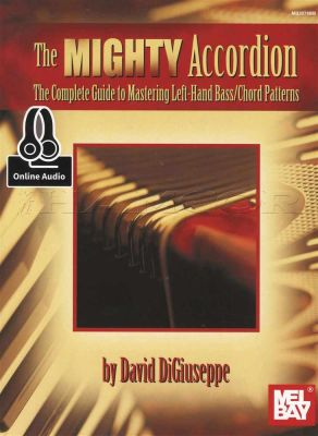 The Mighty Accordion Book/Audio