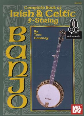 Complete Book of Irish & Celtic 5-String Banjo Book/Audio