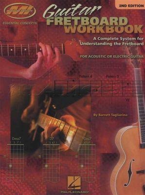 Guitar Fretboard Workbook 2nd Edition