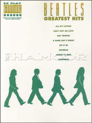 Beatles Greatest Hits E Z Play Guitar