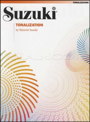 Suzuki Tonalization Violin