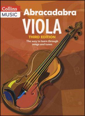 Abracadabra Viola Book Only