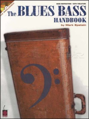 The Blues Bass Handbook Book/CD