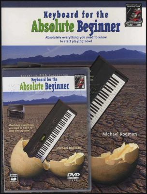 Keyboard for the Absolute Beginner Book/DVD